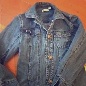 Coldwater Creek Jean jacket